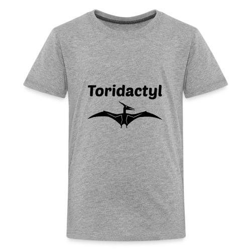 Tori Davis Black Toridactyl Merch Design - Kids' Premium T-Shirt