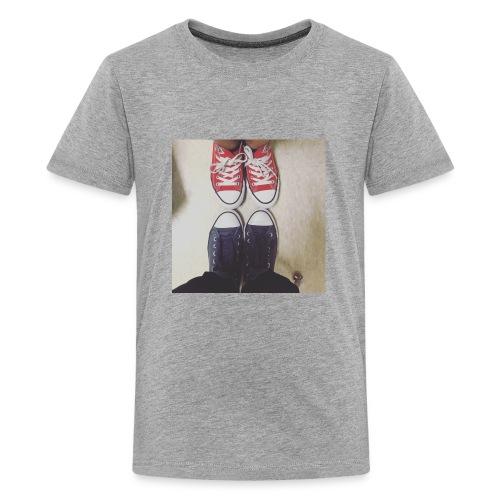 Sneakers - Kids' Premium T-Shirt