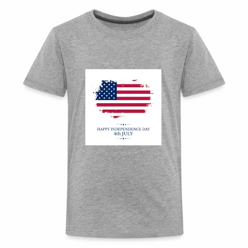 Independence Day IMG 0433 - Kids' Premium T-Shirt