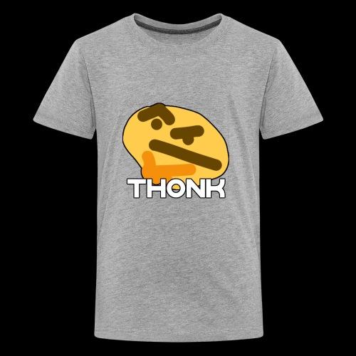 thonkerboi - Kids' Premium T-Shirt