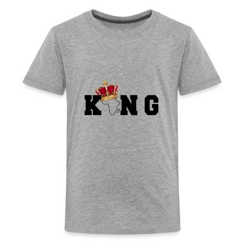 Black King - Kids' Premium T-Shirt