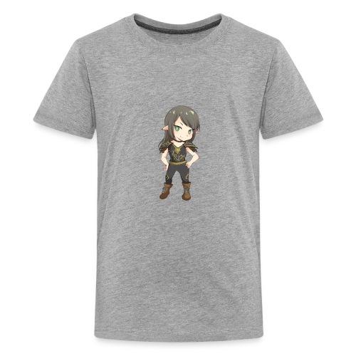Kiletra Chibi - Kids' Premium T-Shirt