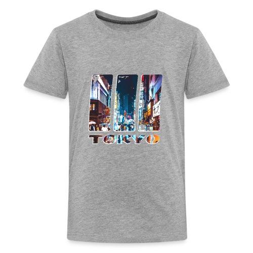 Tokyo Japan Nightlife - Kids' Premium T-Shirt