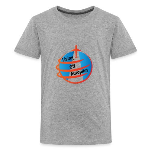 Living Off Autopilot - Kids' Premium T-Shirt