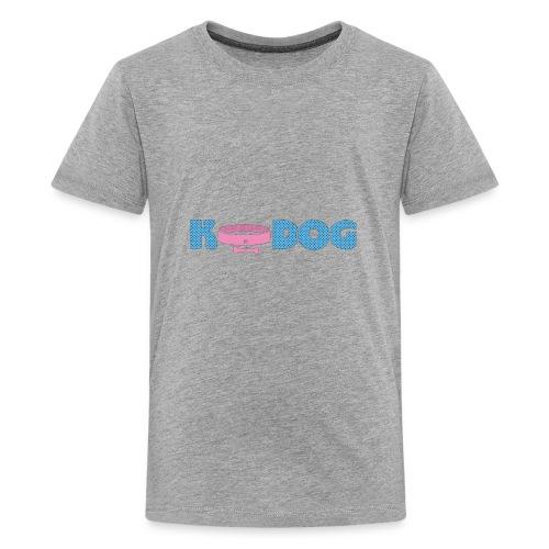Collar {clear backround} - Kids' Premium T-Shirt