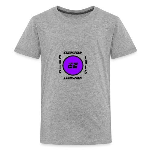 Eric Christian Logo 2 - Kids' Premium T-Shirt