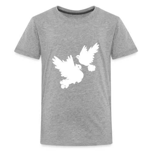 Pigeons and doves - Kids' Premium T-Shirt