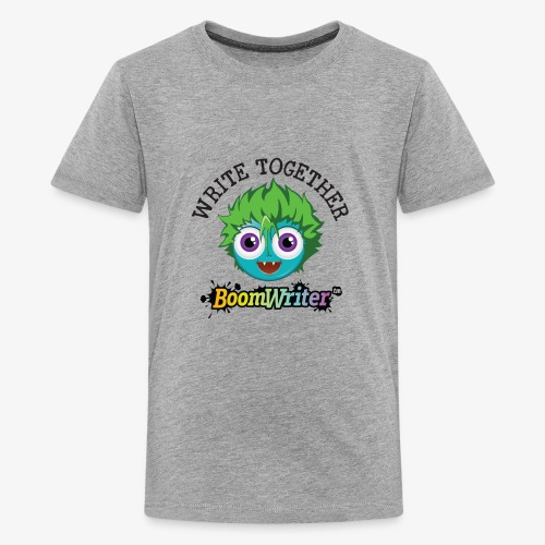 t shirt 22 black text - Kids' Premium T-Shirt