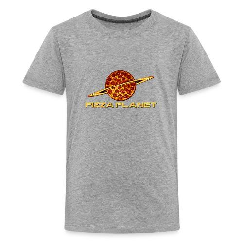 Pizza Planet toys merch - Kids' Premium T-Shirt