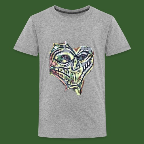 Grin II - Kids' Premium T-Shirt