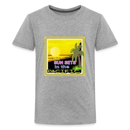 maziikdezine 1 - Kids' Premium T-Shirt