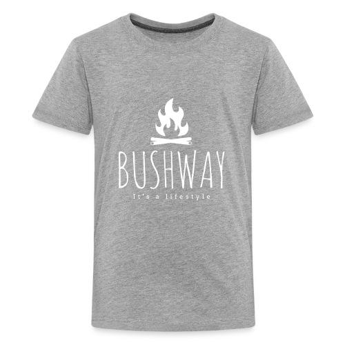 It's a lifestyle - Kids' Premium T-Shirt