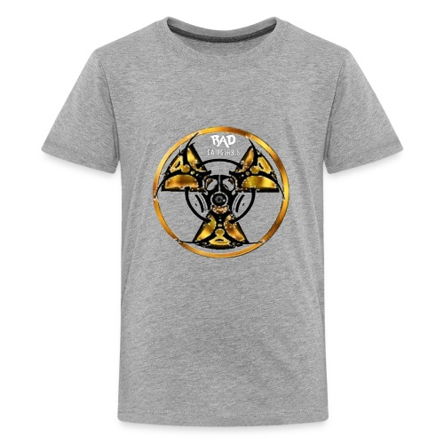 Gold hazard - Kids' Premium T-Shirt