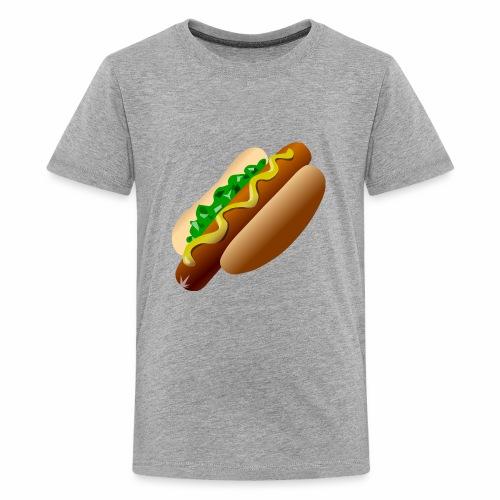 Just a Hot Dog Shirt - Kids' Premium T-Shirt