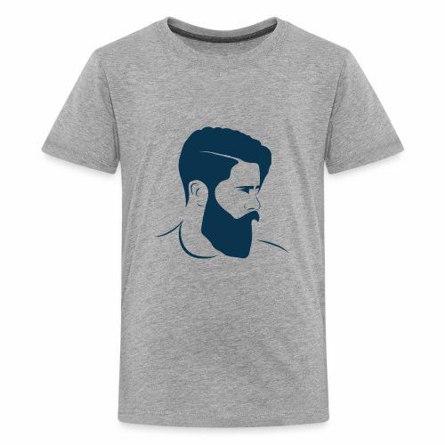 hairstyle - Kids' Premium T-Shirt