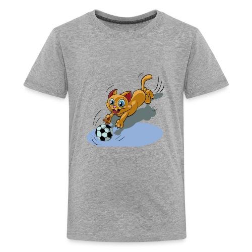 cat cute t-shirt - Kids' Premium T-Shirt