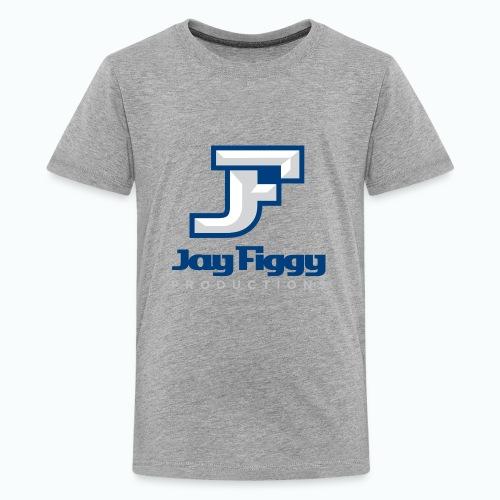 JayFiggyProductions - Kids' Premium T-Shirt