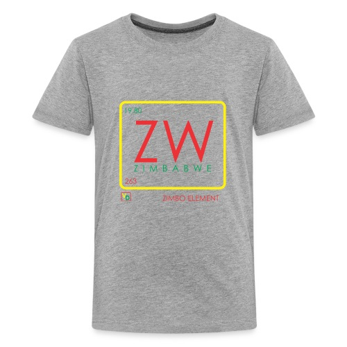 ZIMBO ELEMENT RATSA - Kids' Premium T-Shirt