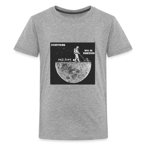 The work of man - Kids' Premium T-Shirt