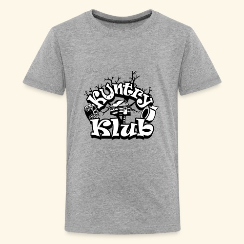 Kuntry 3d TEE - Kids' Premium T-Shirt