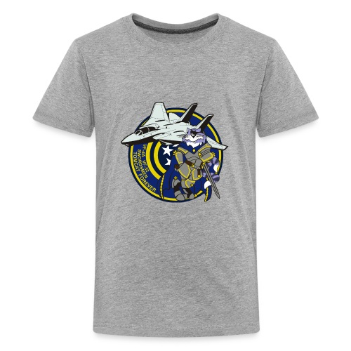 Swordsmen - Tomcat Forever - Kids' Premium T-Shirt