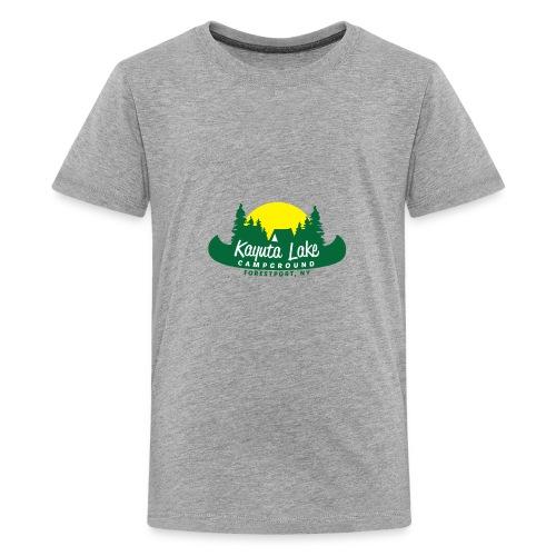 Kayuta Lake Campground - Kids' Premium T-Shirt