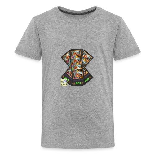 Photo Strip Shirt - Kids' Premium T-Shirt