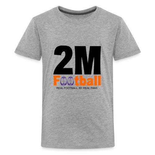 Official 2M Football Gear - Kids' Premium T-Shirt