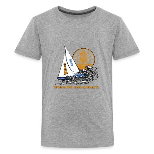 2018 R2AK Team Global - Kids' Premium T-Shirt