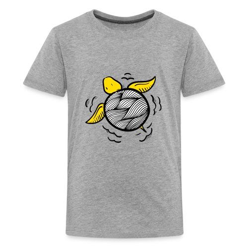 Turtle unique - Kids' Premium T-Shirt