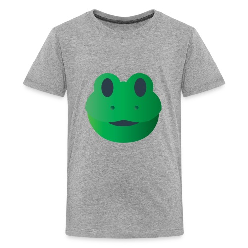 Froggy Icon - Kids' Premium T-Shirt