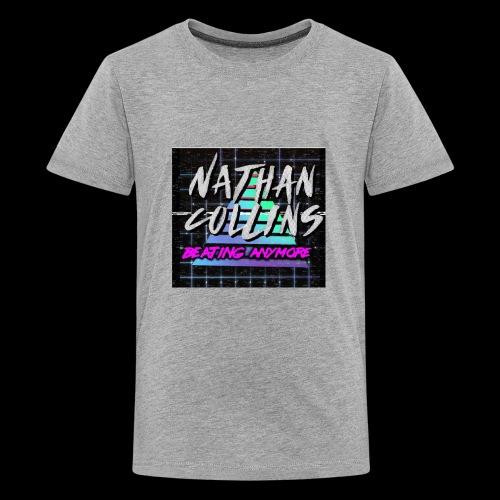 Beating Anymore - Kids' Premium T-Shirt