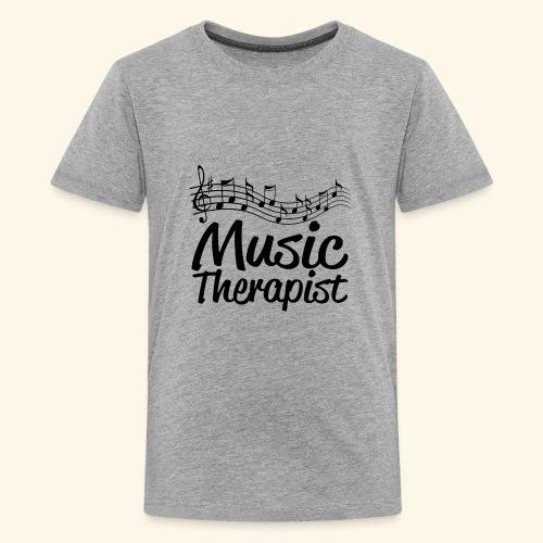 Music Therapy - Kids' Premium T-Shirt