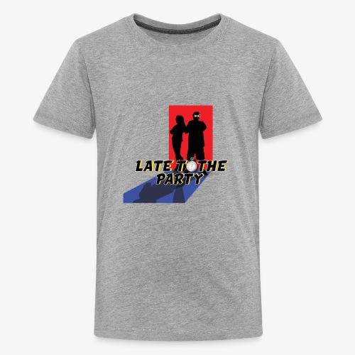 The Party Don't Start.... - Kids' Premium T-Shirt
