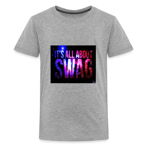 SWAG IS LIFE - Kids' Premium T-Shirt