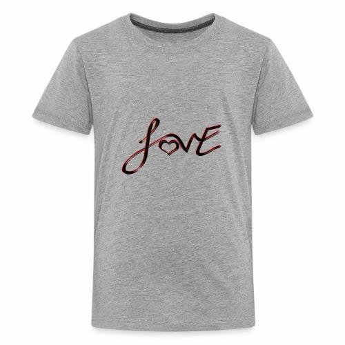 Love is Life - Kids' Premium T-Shirt