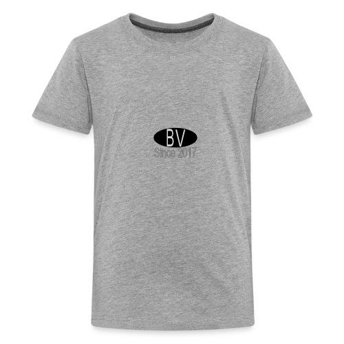 Bros Vlog- Since 2017 - Kids' Premium T-Shirt