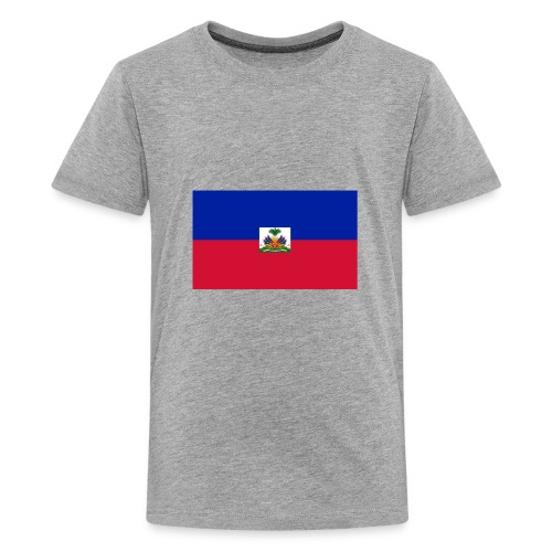 Haiti - Kids' Premium T-Shirt