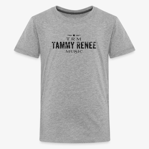 Tammy Renee Logo - Kids' Premium T-Shirt