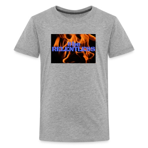 relentless blue - Kids' Premium T-Shirt