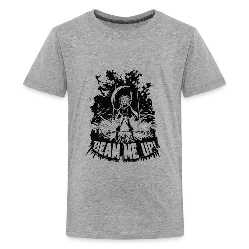 Beam Me Up! - Kids' Premium T-Shirt