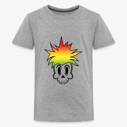 pineapple cartoon 4 - Kids' Premium T-Shirt