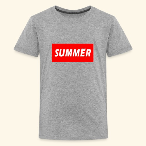Summer 2k18 - Kids' Premium T-Shirt