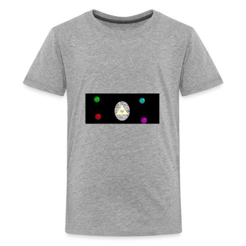 TRI Force - Kids' Premium T-Shirt