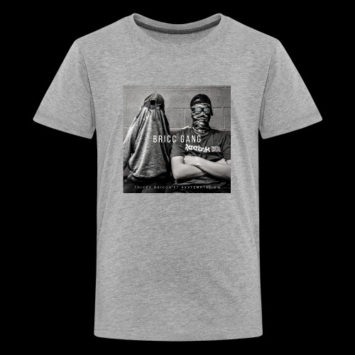 Thiccy Briccy ft. XXXTEMPTATION - Kids' Premium T-Shirt