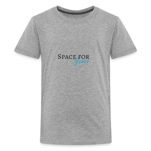 Space for grace - Kids' Premium T-Shirt