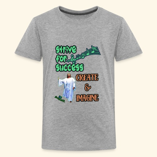 tsunamii244 merch designs market - Kids' Premium T-Shirt