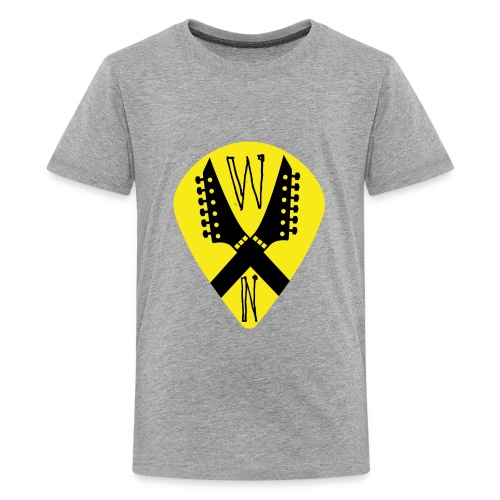 Noise Yellow Pick - Kids' Premium T-Shirt
