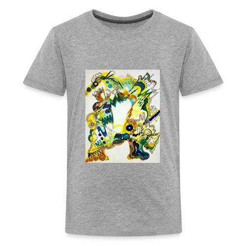 monster chaos - Kids' Premium T-Shirt