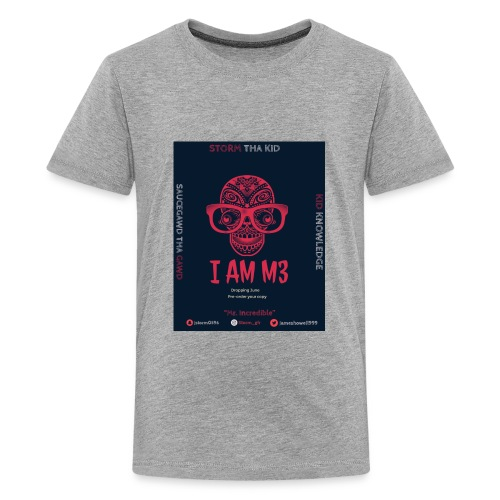 0B979179 946B 4145 9E3C 12ECB637B6BE - Kids' Premium T-Shirt